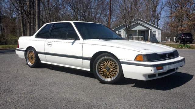 One of the cleanest examples around! 1987 Honda Prelude 2.0 Si with Low Mileage! - Classic Honda ...
