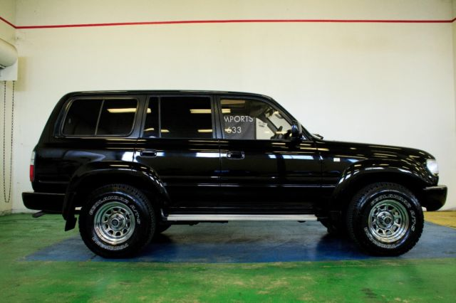 only 38 000 miles 100 legally imported from japan fj80 classic toyota land cruiser 1991 for. Black Bedroom Furniture Sets. Home Design Ideas