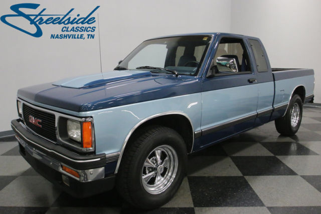 only 72k original miles lots of recent maintenance work great daily driver classic gmc. Black Bedroom Furniture Sets. Home Design Ideas