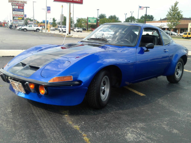 opel gt coupe 1972 classic opel gt 1972 for sale. Black Bedroom Furniture Sets. Home Design Ideas