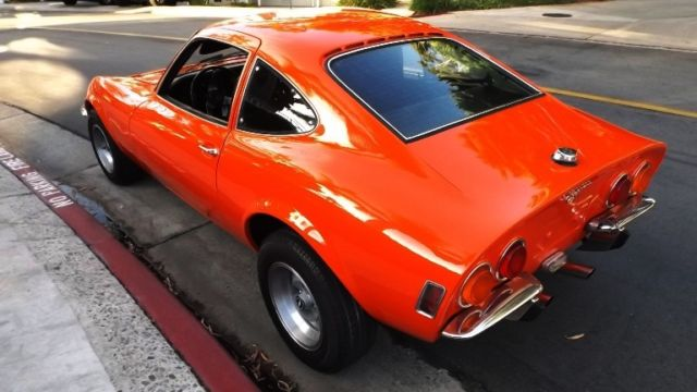 opel gt coupe classic opel other 1971 for sale. Black Bedroom Furniture Sets. Home Design Ideas