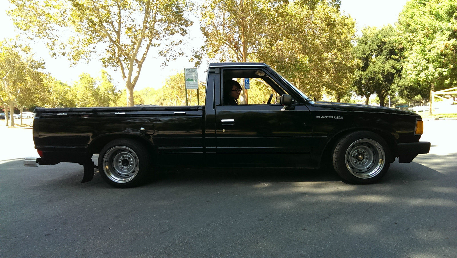 Cars For Sale By Owner In Bakersfield Ca >> Original 1980 Datsun 720 Pickup mini truck madness! - Classic Datsun Other 1980 for sale
