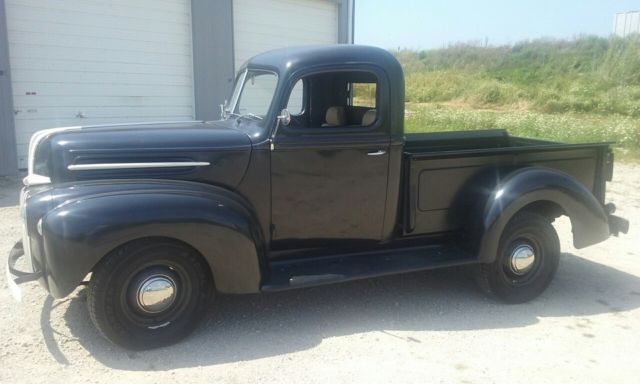 original rare 1946 ford pickup truck price reduced classic ford other pickups 1946. Black Bedroom Furniture Sets. Home Design Ideas