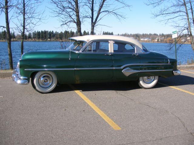 1951 Oldsmobile Ninety Eight