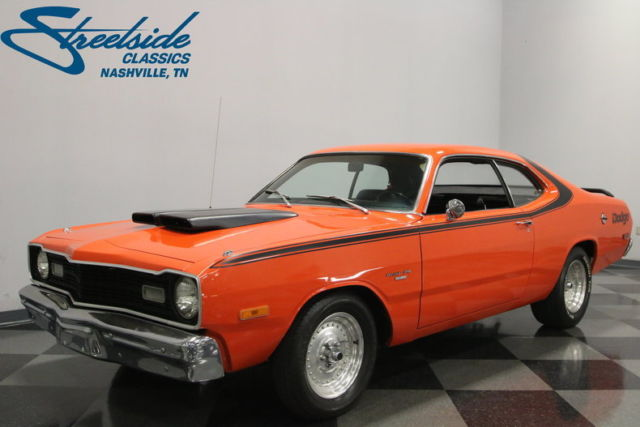 Muscle Cars With Good Gas Mileage >> ORIGINAL H-CODE 340 CAR, 4 SPEED, POWER STEERING & BRAKES, GOOD/CLEAN DART! - Classic Dodge Dart ...
