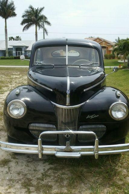 Original super deluxe 2 door sedan classic ford super for 1941 ford super deluxe 4 door sedan