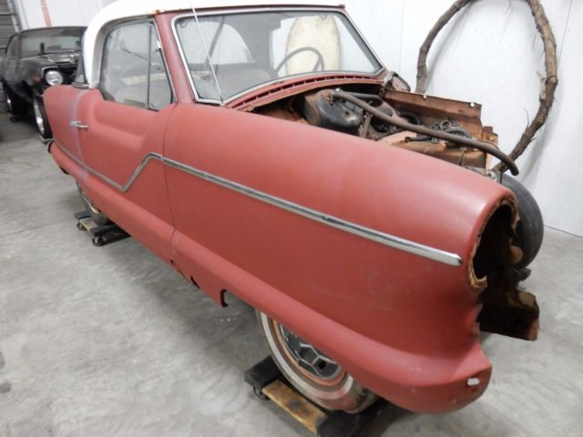 Nash Metropolitan Project Cars For Sale