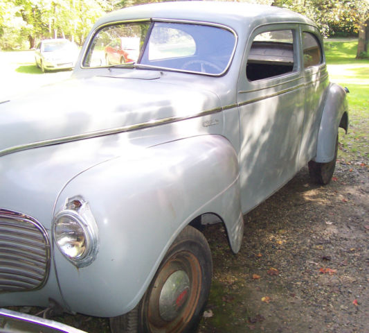 partially restored 1941 plymouth 2 door sedan original condition 5 partially restored 1941 plymouth, 2 door sedan, original condition 1941 pontiac wiring harness at gsmx.co