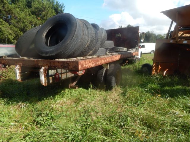 Heavy Duty Truck For Sale Ohio >> parts truck car carrier farm truck L 600 - Classic Ford Other 1976 for sale