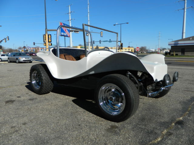 Cadillac Tires Prescott >> Pearl white berry mini-t dune buggy freshly reconditioned and ready for fun. - Classic Replica ...