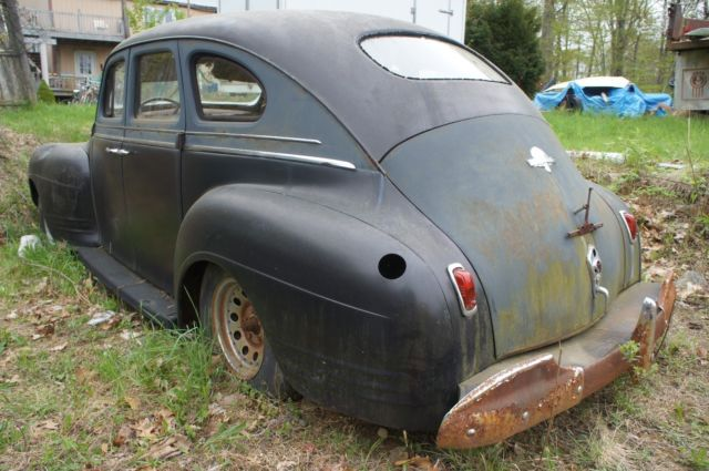 Plymouth deluxe sedan solid project original 39 s match for 1941 plymouth deluxe 4 door