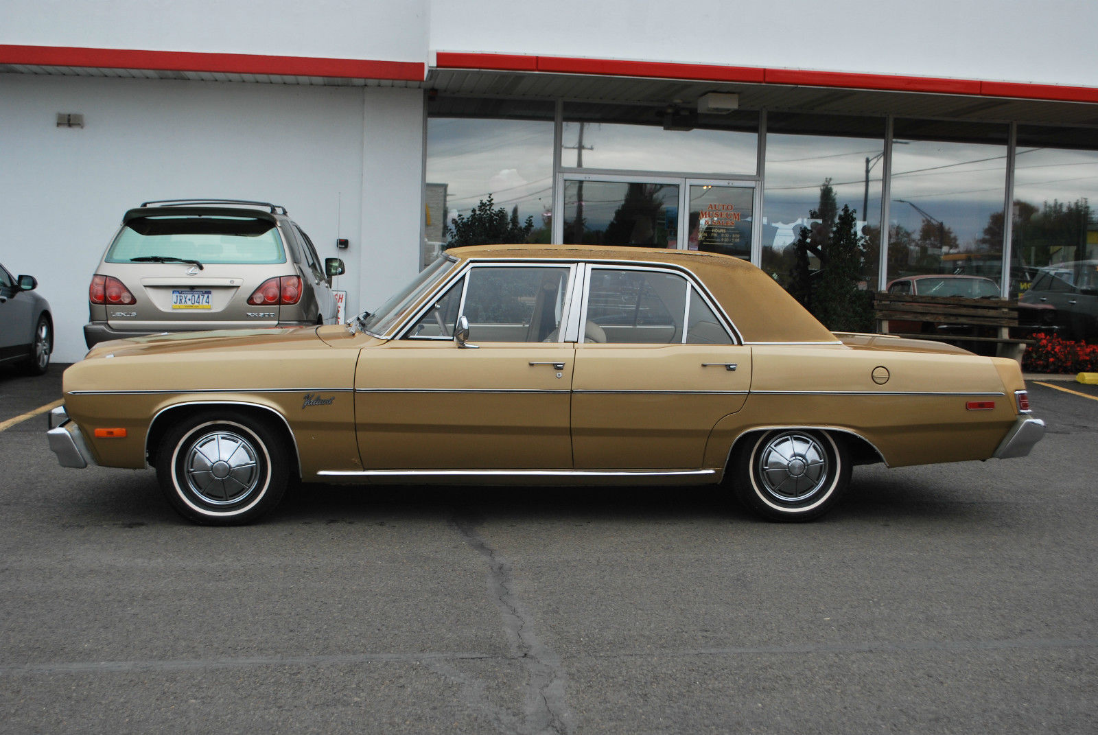 plymouth valiant slant six cool car no reserve original classic plymouth other 1974 for sale. Black Bedroom Furniture Sets. Home Design Ideas