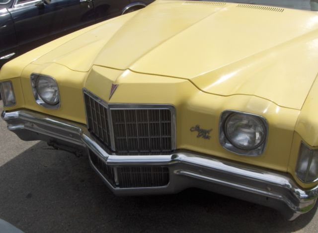 pontiac grand prix repair manual