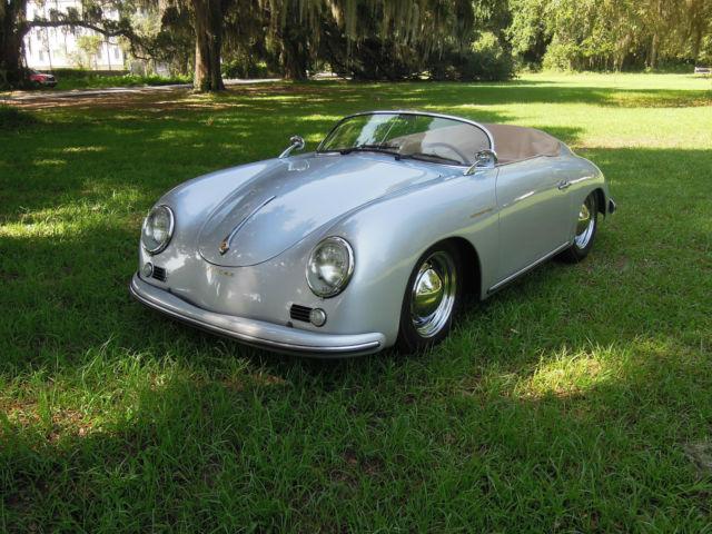 Porsche 356 Speedster Replica by Beck - Classic Porsche 356 1957 for