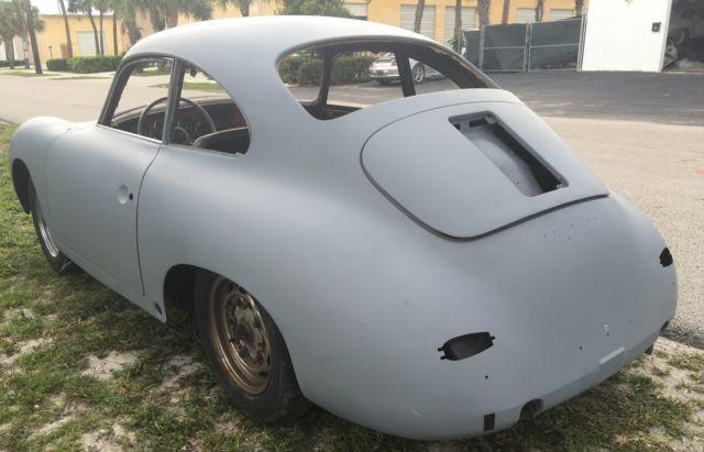 Porsche 356a 1959 Porsche 356a Reutter Coupe Rare Nice