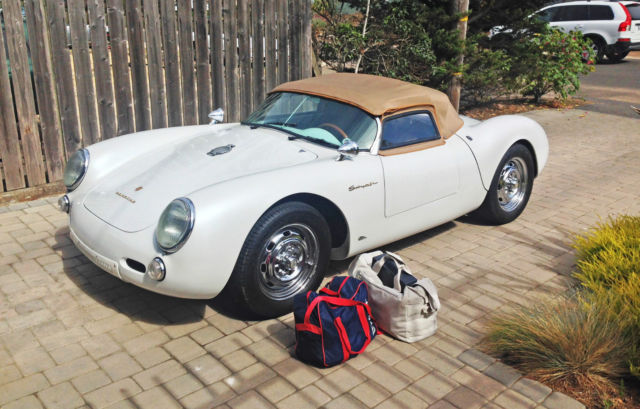 Porsche 550 Spyder 1955 Replica Classic Porsche Other