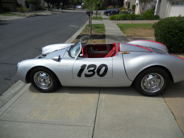 Porsche 550 Spyder Beck Replica 1955 Classic Porsche 1955 For Sale