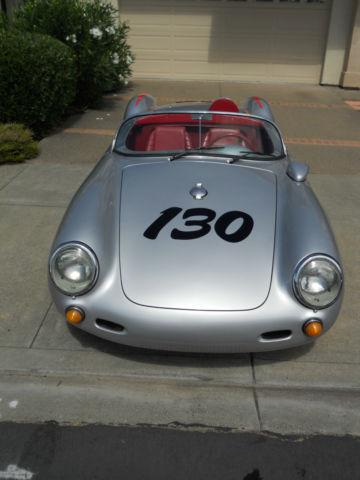 Porsche 550 Spyder Beck Replica 1955 Classic Porsche