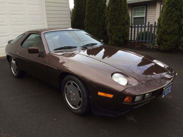 porsche 928 s spoilers polished alloys low miles same owner since 1986 classic porsche. Black Bedroom Furniture Sets. Home Design Ideas