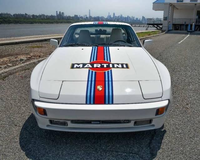 Porsche 944 W Rare Martini Edition Racing Stripes Can Be