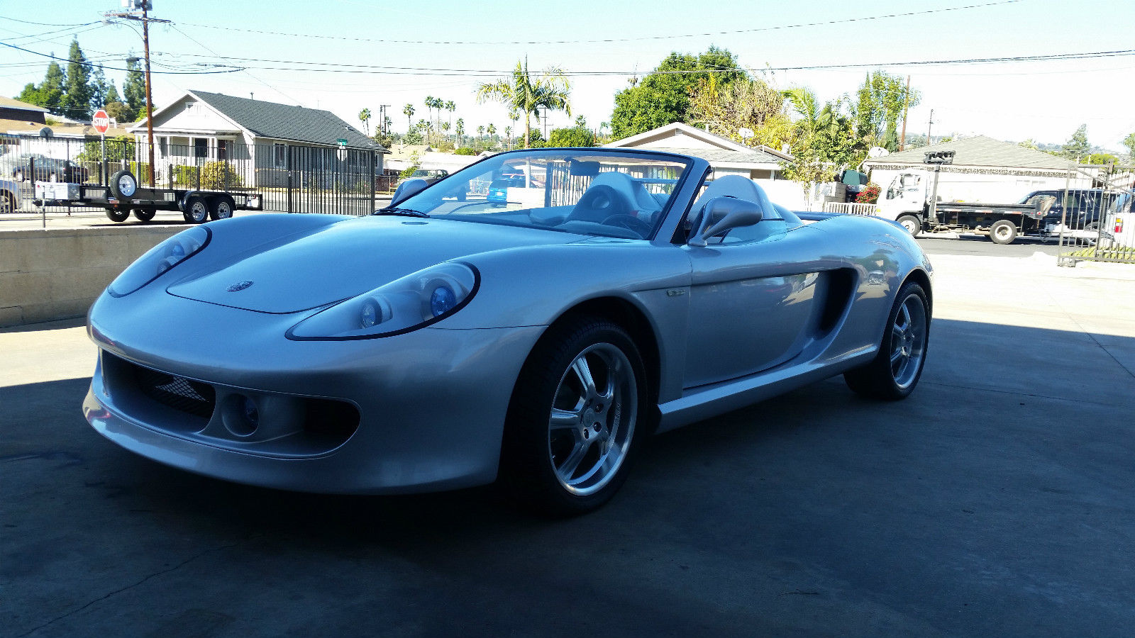 Porsche Carrera GT replica Show Ready