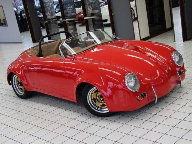 Porsche Replica Speedster Kit Car Replica Classic