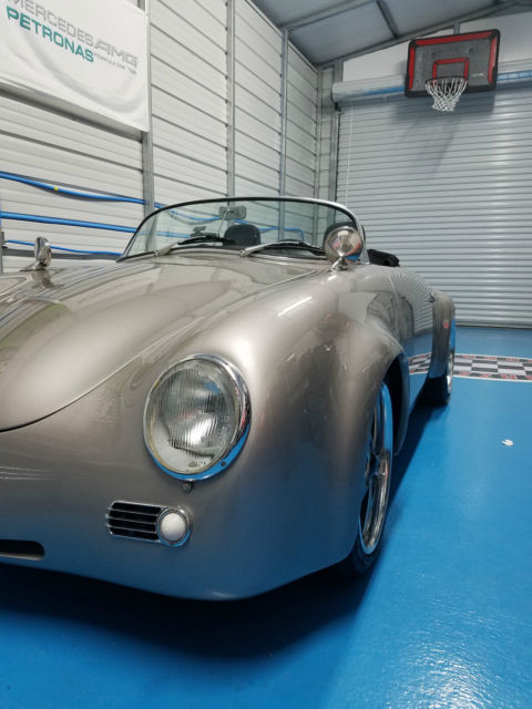 Porsche Speedster 356 Replica Cmc Widebody Subaru Turbo