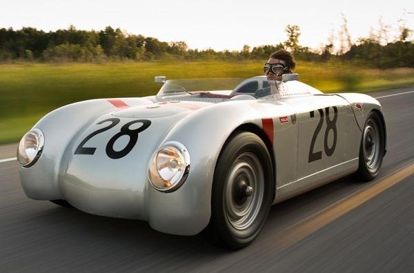 Porsche Vw Eigenbau Glockler 550 Spyder Handbuilt Aluminum