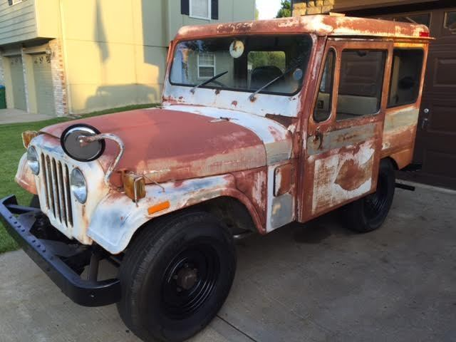 postal jeep dj 5d 1976 rhd patina galore classic jeep dj 5d 1976 for sale. Black Bedroom Furniture Sets. Home Design Ideas