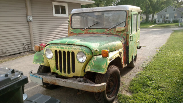 Jeeps For Sale In Iowa >> Postal Jeep - Mail Jeep - Right Hand Drive - 1978 AMC ...