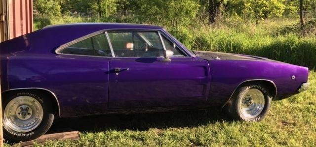 Pre-Owned 68 Dodge Charger Classic Mopar Rebuild ** 600 HP
