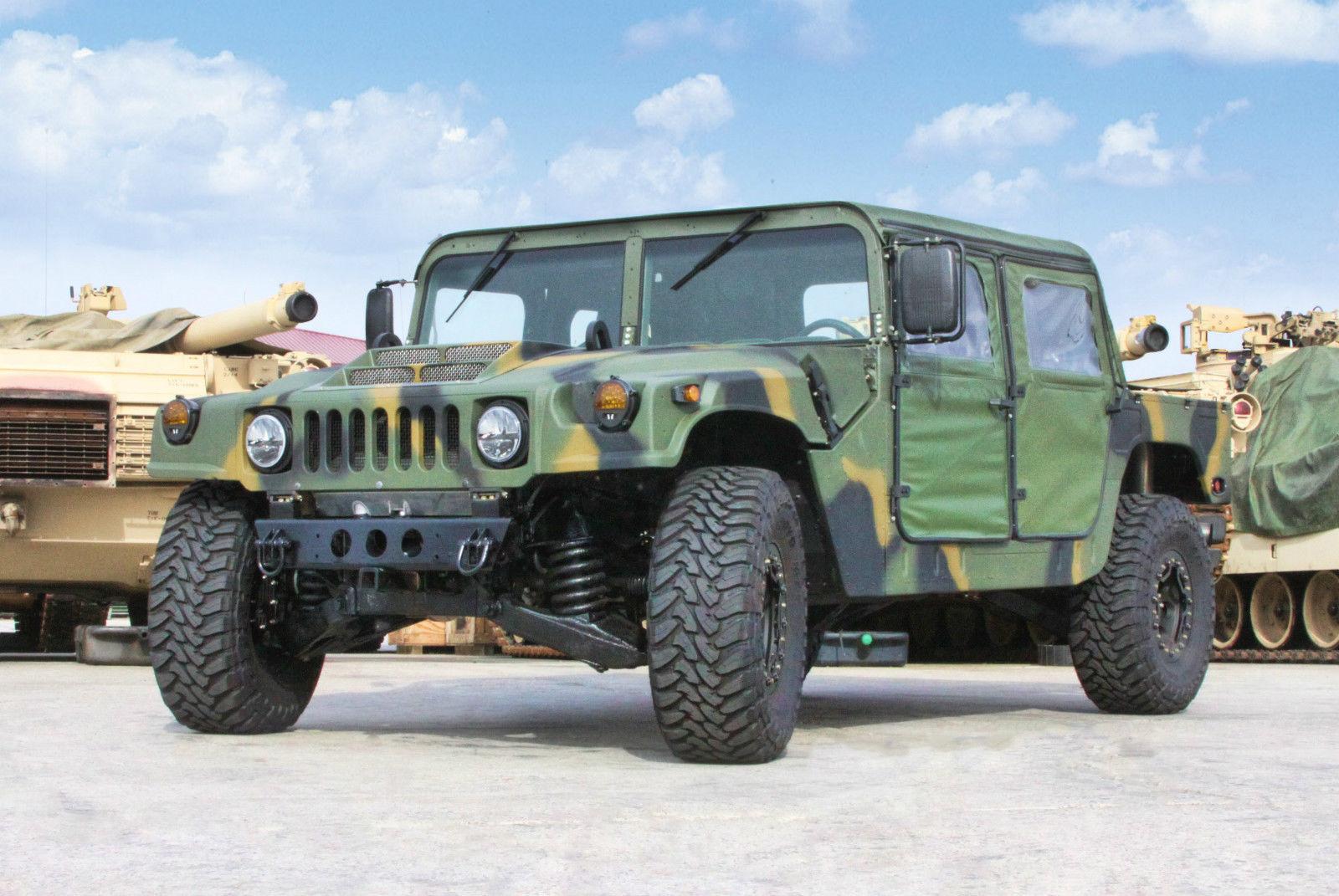 Predator Motorsports M998 Humvee Hmmwv Classic Hummer