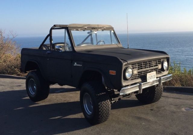 Price Lowered 1968 Ford Bronco Truck 302 V8 Original Motor ...