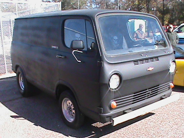 pro street 1964 chevy van modifyed classic chevrolet other 1964 for sale. Black Bedroom Furniture Sets. Home Design Ideas