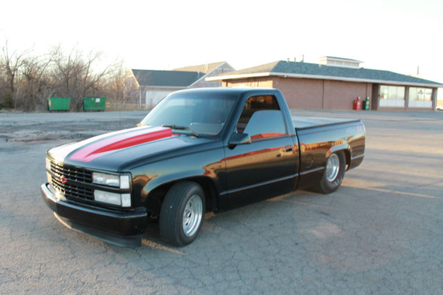 Trucks For Sale In Oklahoma >> PRO STREET 1990 454 SS SHOW/DRAG TRUCK!! - Classic Chevrolet C/K Pickup 1500 1990 for sale