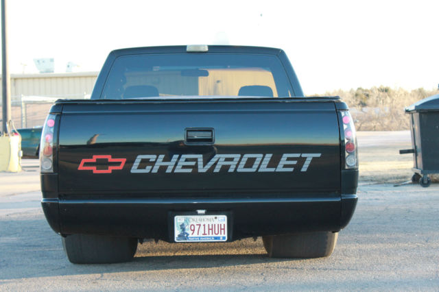 Chevy Ss Pickup >> PRO STREET 1990 454 SS SHOW/DRAG TRUCK!! - Classic Chevrolet C/K Pickup 1500 1990 for sale