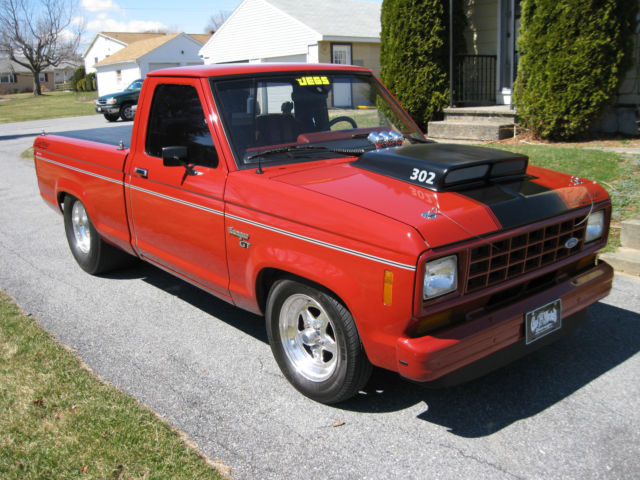 pro street hot rod - Classic Ford Ranger 1987 for sale