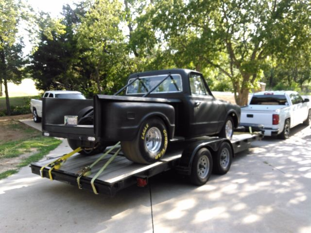 Pro street lightweight 1968 chevy c10 step side drag truck classic chevrolet other pickups