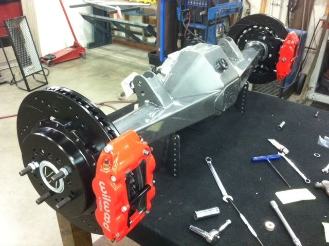 Chevy Pro Touring Suspension