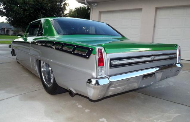 93 Octane Gas >> Pro Touring 1967 Promax Vennom Chevy Nova - Classic Chevrolet Nova 1967 for sale