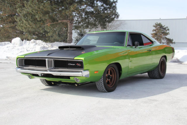 Pro Touring Charger R T Powered By A Monster 512ci