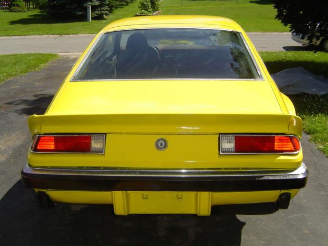 race car 1979 monza spyder classic chevrolet monza spyder 1979 for sale. Black Bedroom Furniture Sets. Home Design Ideas
