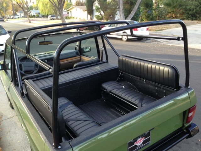 Range Rover Classic 2 Door Frame Off Restoration Project Very Rare Parts Classic Land