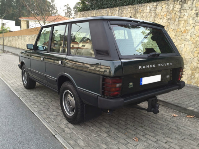 range rover classic 300 tdi classic land rover range rover 1980 for sale. Black Bedroom Furniture Sets. Home Design Ideas