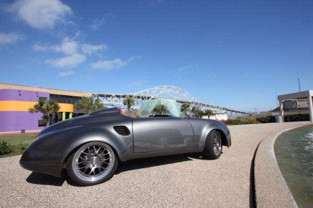 "Cars For Sale In Corpus Christi >> Rare ""One-of-a-Kind"" 1957 Porsche 356A Custom Speedster ..."