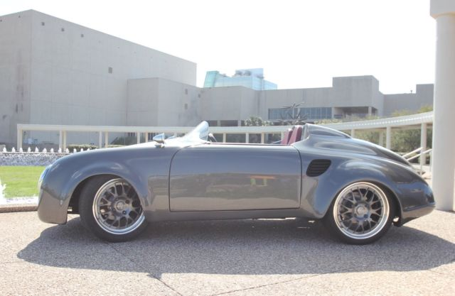 Rare Quot One Of A Kind Quot 1957 Porsche 356a Custom Speedster