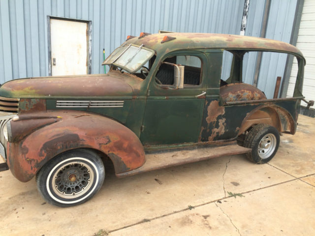 RARE 1946 CHEVROLET CANOPY EXPRESS - Classic Chevrolet Other Pickups