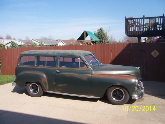 1950 Dodge Power Wagon >> RARE 1950 Dodge Kingsway 2 door wagon - Classic Dodge Other 1950 for sale