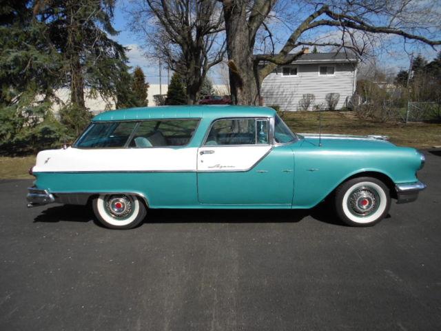 1955 Chevrolet Interior Colors