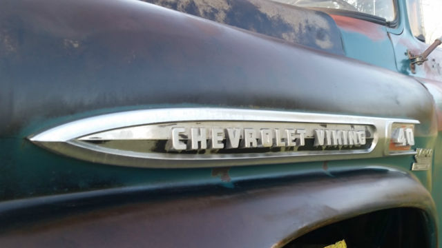 1959 Chevy Truck Parts Craigslist Autos Post